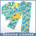 Moda 2015 el último diseño de los niños azul abrigo de estilo