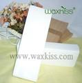 De alta calidad tamaño personalizado y grammage pre cortar tiras de cera/depilación con cera de papel