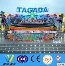 theme park rides for sale tagada