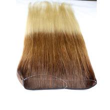 unprocessed brazilian hair 8a grade colored flip in brazilian hair extension