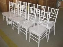 Event Wedding Wood Chiavari Chairs, Sillas Tiffany Chiavari