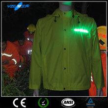 Night EL Running LED Authentic Sports Jerseys