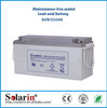 direct factory sale panel solar battery 12v 24ah