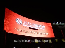 p10 led 16x32 led smd module house for rent