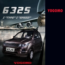 YOGOMO new MINI Electrical SUV China