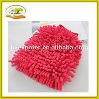 Top Selling Car Wash Mitt/Multi Purpose Cleaning Polishing Glove Microfiber Chenille Mitt
