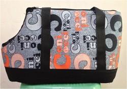 BSCI QQFactory pet travelling carrier bag / outdoor pet carrier / deluxe pet carrier