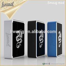 Box vapor flask Smaug USA market popular full mechanical mod vapor flask v2
