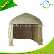 2014 hot sale 3X6m PE pergola carport retractable carport