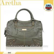 2015 Autumn fashion lady pure female woman real leather bag manufacturer
