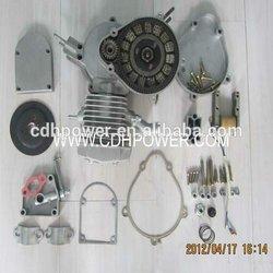 bicycle engine kit/2 stroke bicycle motor kit/beach cruiser bike chopper