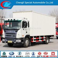 4X2 JAC Van Truck JAC MINI 6X4 Van Cargo OEM ODM 6 wheels JAC van sale