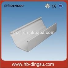 Elegant PVC Gutter System,Specially Designed Rain Drainage System