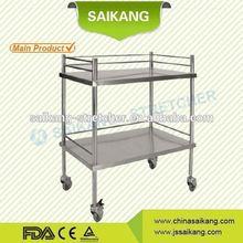 hospital nursing instrument trolley