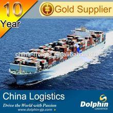 sea freight rates from China Shenzhen Guangzhou Ningbo Guangdong Shanghai to pakistan