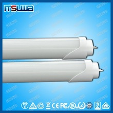 Enhanced and extended 18w t8 led tube 1200mm with 120lm/w high volume set tube light