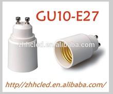 GU10 to E27 lamp converter E27 socket E27 to GU10 lamp adapter with CE Rohs