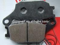 SMF-BP011 Motorcycle Brake Pads fit for HONDA CB 400/ VRX 400/ CBF 500/ CBF 600/ CBR 600