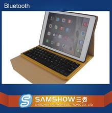 2015 Cheap Price Ultua-Thin Luxury foldable mini keyboard case for ipad air 2 teclat Bluetooth