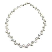white round pearl necklace original pearl