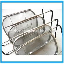 High Quality Adjustable Kitchen Basket/Stainless Steel Mesh Basket