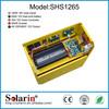portable small home led light solar power kit for mobile phone
