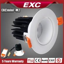 5 Years warranty Erp SAA TUV CE RoHS cob led downlight 10W