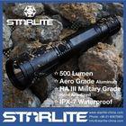 STARLITE 2015 New 500 Lumen IPX7 ex flashlight