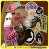 Custom sticker printing,cheap die cut sticker,vinyl sticker