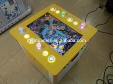 Electronic fishing video game consoles sea fishing game machine