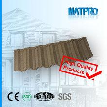Gi Corrugated Waterproof Building Materials Alu-zinc Roof Sheet