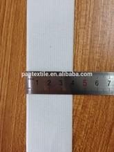 4cm knitted polyester elastic band elastic tape elastic webbing elastic ribbon