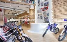 Motorcycle equipment store fixture,motorbike shop fittings
