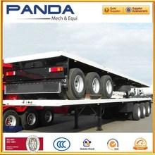 Panda Trailer Manufacture 3 axle air suspension transport vehicle air suspension transport vehicle air strut transport vehicle