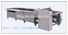 FD-SJ600 Manual Hot melt Gluing Machine for making rigid gift box folding gluing