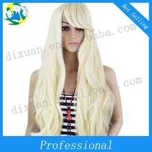 Europe and the United States wig natural non-mainstream curly hair