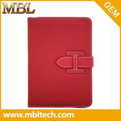 Lichi PU Filo Leather Wholesale Cover Case for Apple iPad 2 3 4 for iPad Wholesale Cover