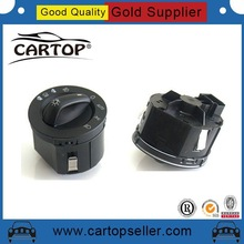 One year quality warranty car headlight switch 4F1941531D , 4F1 941 531D for Audi A6L C6