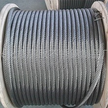 steel wire rope 7x7 1mm galvanized wire rope made in nantong