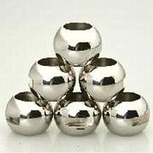 steel ball with hole chrome steel ball