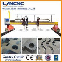 100A 200A 300A used cnc plasma cutting machines made in china cnc plasma cuttiing machine metal plate cutting machine