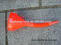 embudo de plástico con tubo de extensión fuente de la fábrica