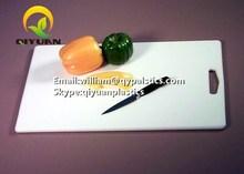 HDPE cutting sheet/ HDPE board/ food grade PE thick cutting board