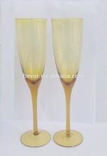 champagne flute,5OZ champagne glass, solid color champagne glass
