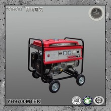 ac three phase electric start Kohler 4 stroke OHV engine 13hp gasoline generator 8kw portable
