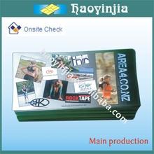 Free Sample Promotion Leaflet