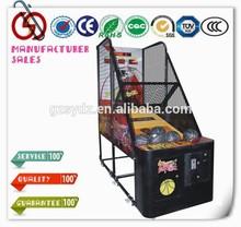 Shooting Hoops basketball amusement game machine / street basketball machine / coin operated basketball game machine