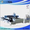 hotsale laser à fibre 500w des tuyaux en métal et tôle machine de découpe