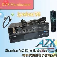 satellite tv receiver full hd 1080p JynxBox Ultra HD V6 free hd adult movies