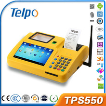 TELPO TPS550 Dual SIM Loyalty Program POS Magnetic Card Access Controller